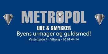Metropol Ure & Smykker